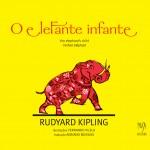 O Elefante Infante – edição trilíngue português-inglês-francês
