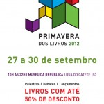 Primavera dos Livros 2012 – Rio de Janeiro